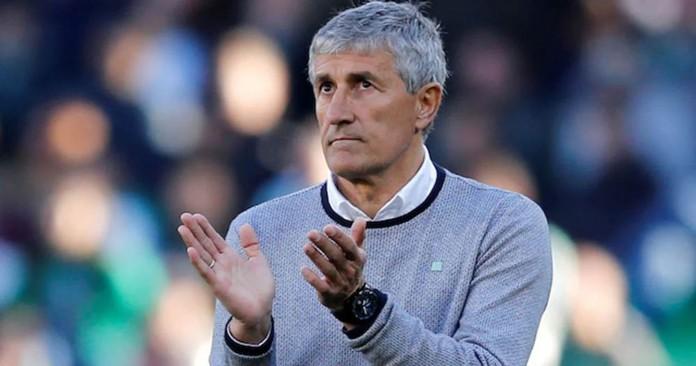 Photo of Ex-Barca coach, Quique Setien set to sue club over sack