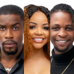 Photos: Nengi, Neo evicted from #BBNaija Lockdown