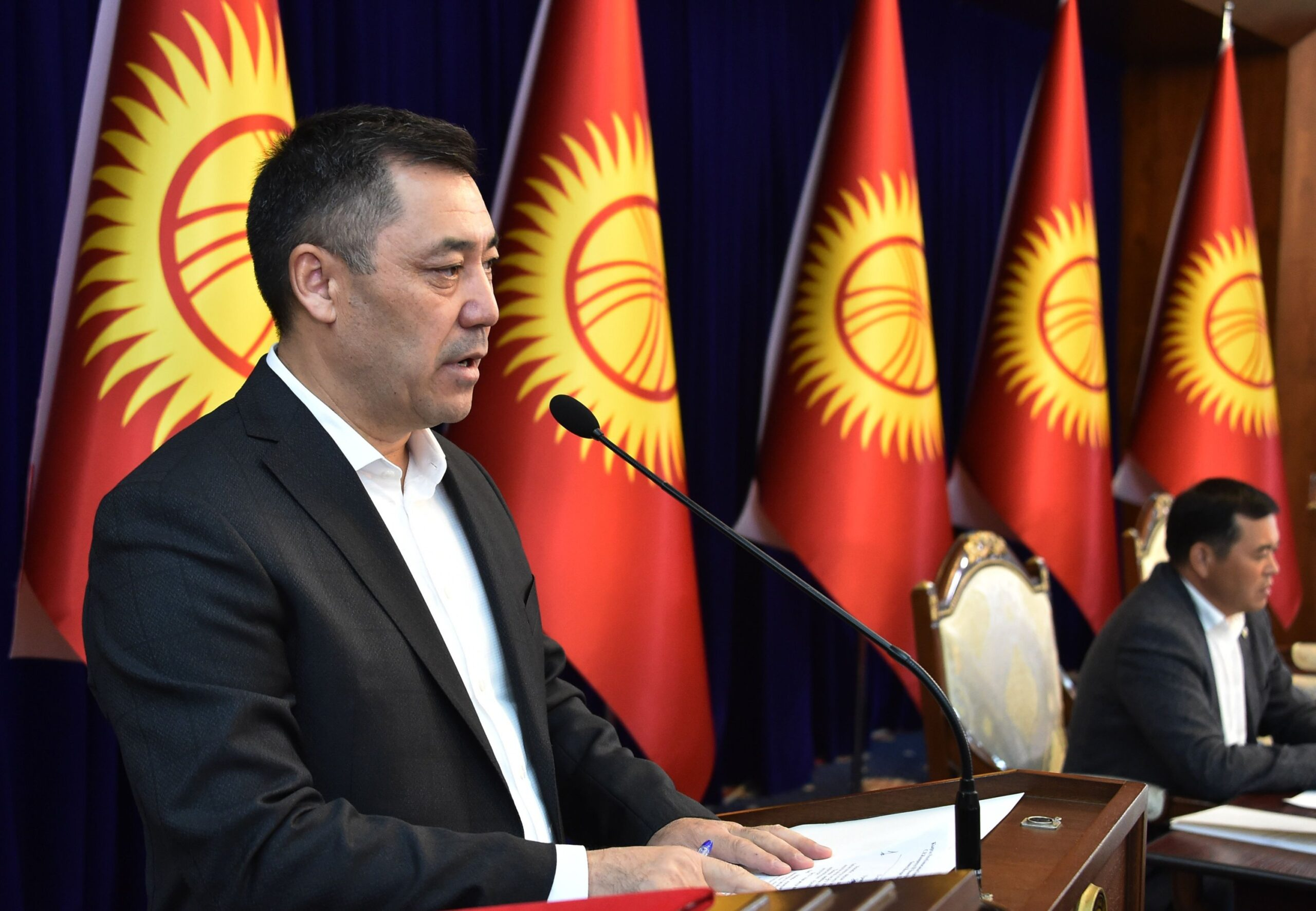 Photo of Kyrgyzstan to elect new president before Jan. 10