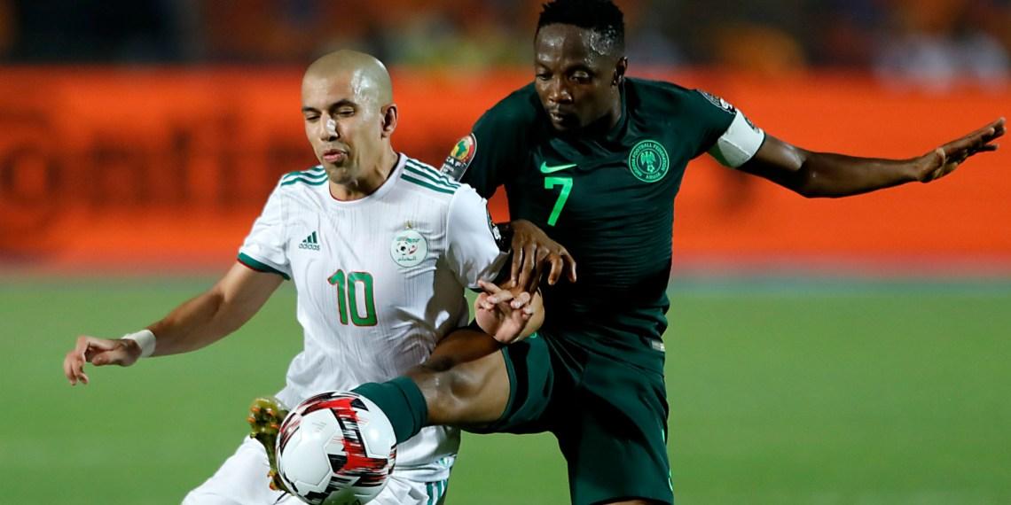 Photo of Algeria whip Nigeria 1-0 in first international friendly games
