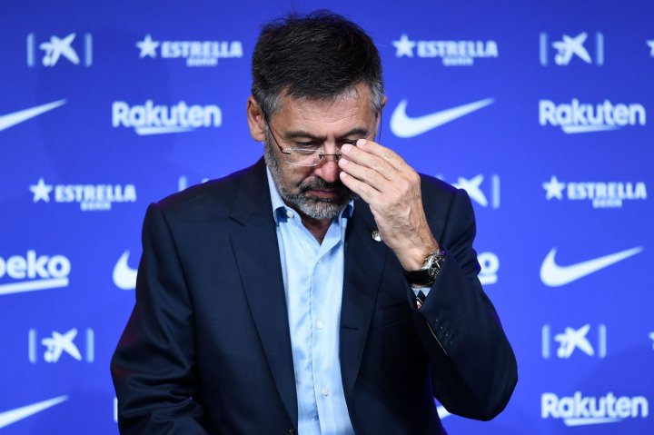 Photo of Barcelona president resigns, board of directors join in quitting