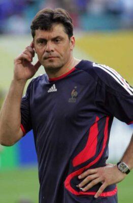France mourns former goalkeeper, Bruno Martini