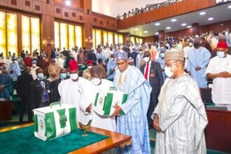 For The Records: Full text of Buhari's 2021 budget speech