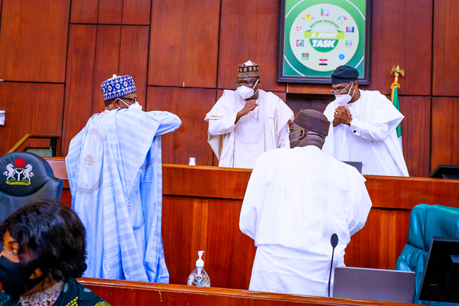 Photo of SERAP begs NASS to stop FG from selling National Assets to finance 2021 Budget