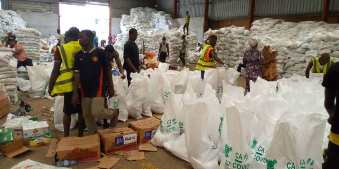 Photo of SERAP seeks probe of alleged hoarding of COVID-19 palliatives