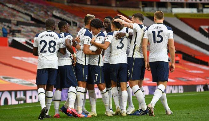 Photo of BREAKING : Tottenham thrash Man United 6-1