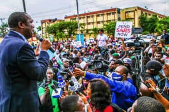 #EndSARS: SARS must follow due process to be disbanded, Lagos Dep Gov tells protesters