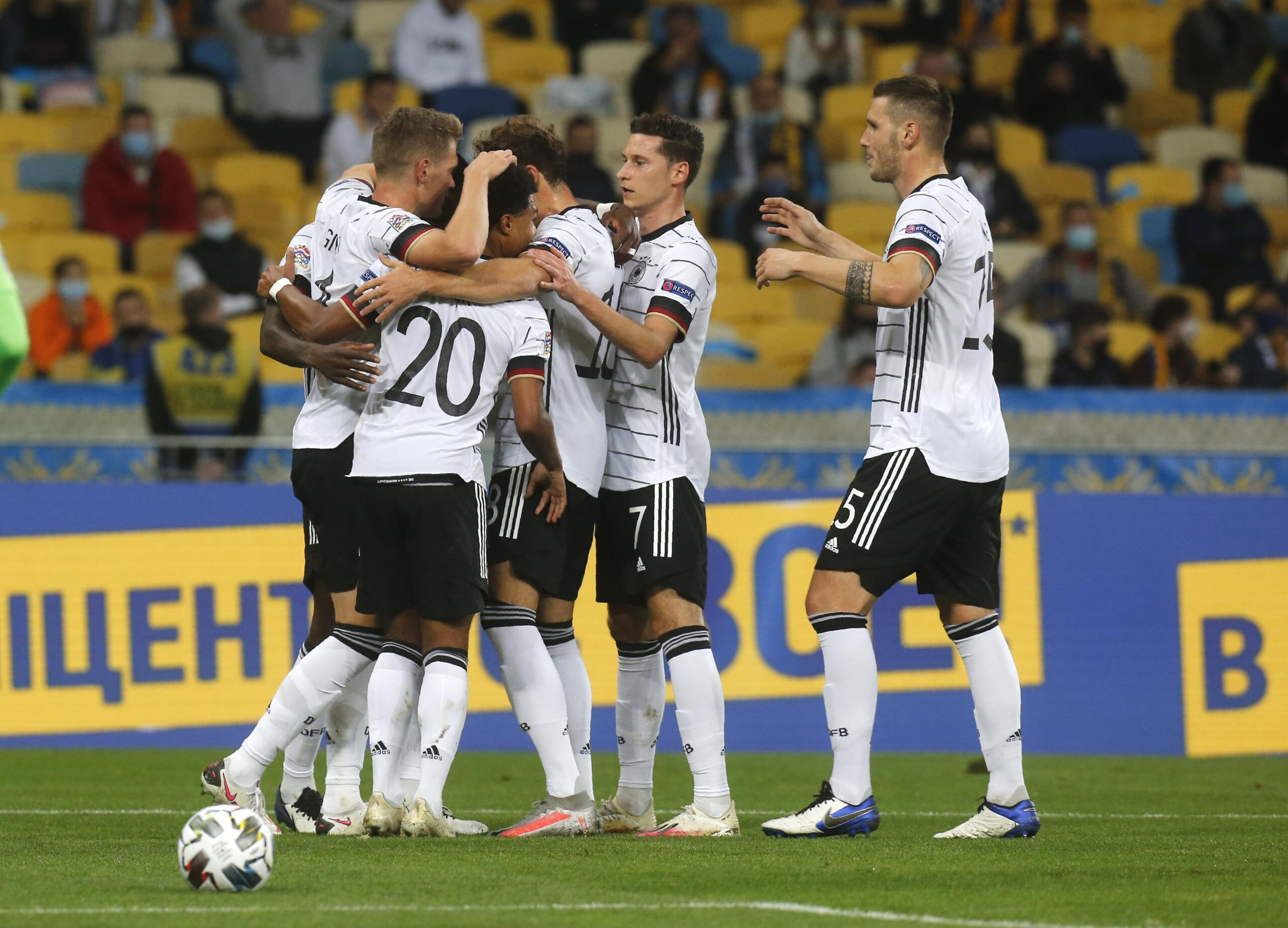 Photo of Germany beat Ukraine 2-1 for first win in four games