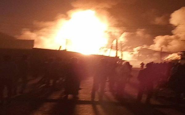 Photo of Explosion: Baruwa gas plant has no operational licence — DPR