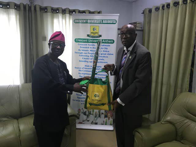 Photo of PR Primus partners Crescent Varsity on achievements