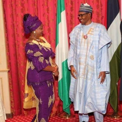 Photo of Buhari's die-hard supporter and aide, Lauretta Onochie denies membership of APC during senate screening for INEC job