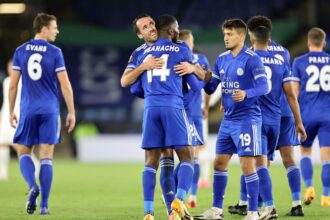 Iheanacho shines as Leicester City beat Zorya Luhansk 3-0 in Europa League opener