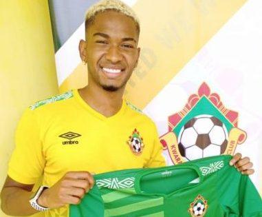 Photo of Photo: Kwara United unveils Brazilian winger