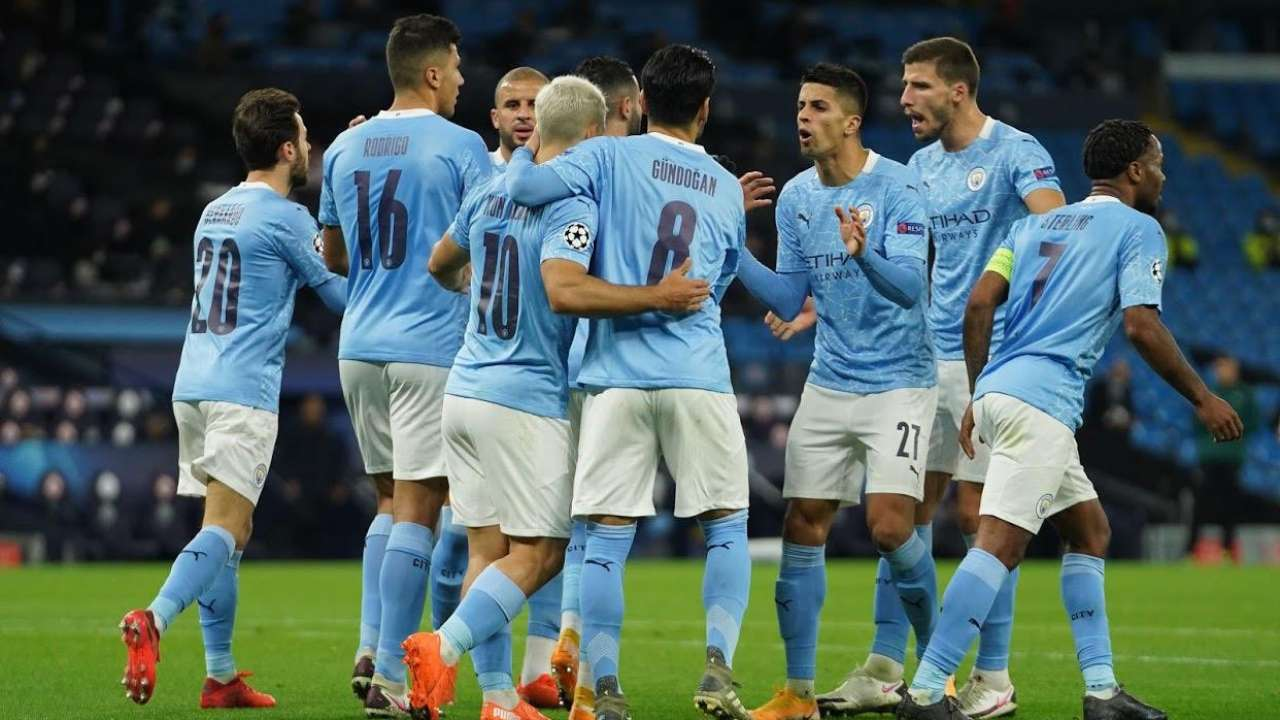 EPL: Man City Beat Leicester, Extend Lead To 17 Points
