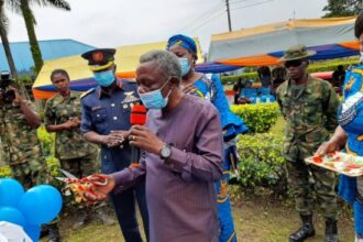 Air Force inaugurates NAFOWA school in Calabar
