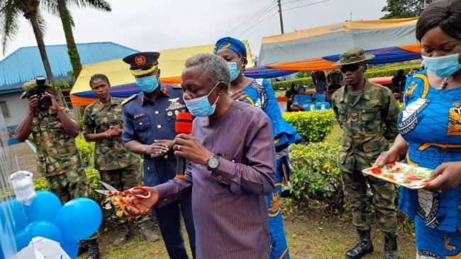 Photo of Air Force inaugurates NAFOWA school in Calabar