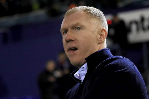 Photo of Salford City appoints Paul Scholes as head coach