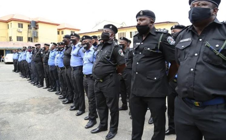 Photo of Police dismisses 10 officers, demotes 18 others in Lagos
