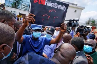 Those that shot at peaceful #EndSARS protesters will face judgement, Sanwo-Olu assures