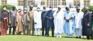 Photo of #EndSARS violence: South-West Senators visit Sanwo-Olu, sue for peace