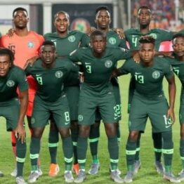 FIFA World Ranking: Super Eagles drop to 32, now fourth in Africa