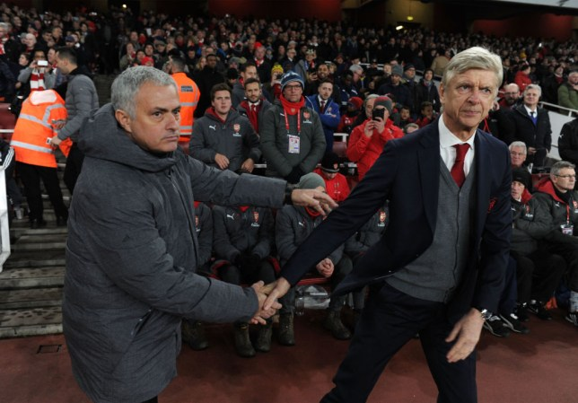 Photo of Why Wenger didn't mention me in his book – Mouhinho