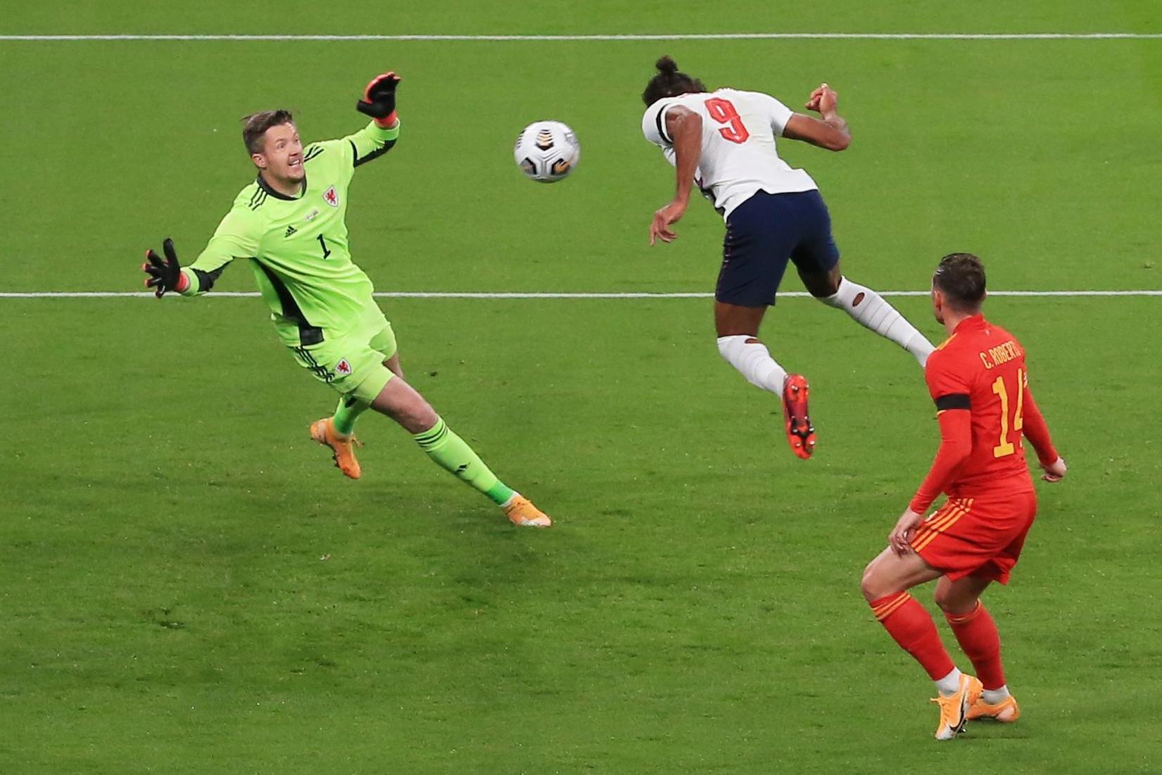 Photo of Friendly: England thrash Wales 3-0