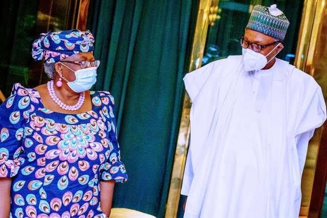 Photo of PDP commends Buhari for backing Okonjo-Iweala