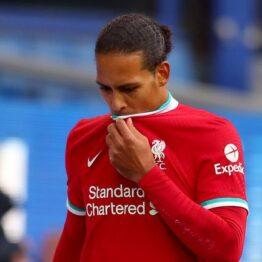 Liverpool confirms Virgil van Dijk's knee ligament surgery successful