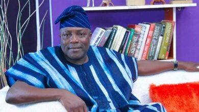 Photo of BREAKING: Renowned Nigerian Advertising guru, Hakeem Adenekan is dead