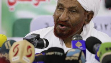 Photo of Sudan's ex-Prime Minister, Sadiq al-Mahdi dies of COVID-19