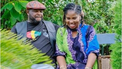 Photo of Gospel singer Buchi, marks 26th anniversary with wife