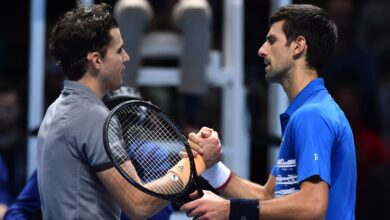 Photo of Djokovic knocked out of ATP Finals