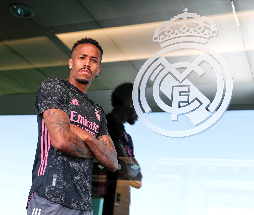 Photo of Real Madrid player, Militao tests positive for coronavirus
