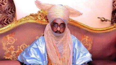 Photo of Ahmad Bamalli new Emir of Zazzau to be installed today