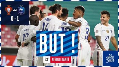 Photo of Kante seals France place in UEFA Nations League final