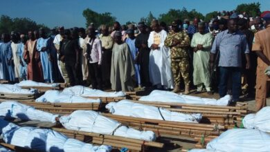 Photo of 110 killed in 'gruesome' Borno massacre – UN
