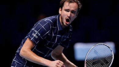 Photo of Medvedev denies Thiem ATP Finals title
