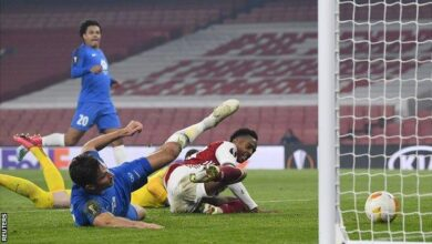 Photo of Arsenal secure Europa last 32 spot