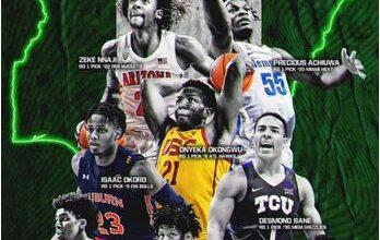 Photo of Eight Nigerians make NBA draft, NBBF reacts