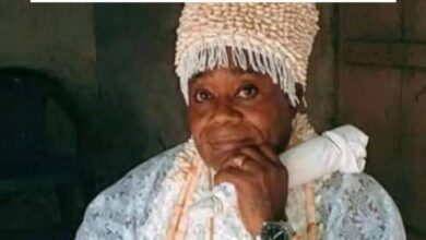 Photo of Ondo monarch Oba Adeusi shot dead by gunmen