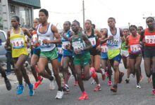 Photo of Rahmon, Ajayi win Ogbomosho Marathon