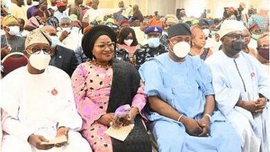Photo of PHOTOS: Oyetola celebrates 2nd Year in office