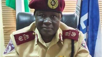 Photo of FRSC appoints Peter Kibo commander for Lagos, Ogun