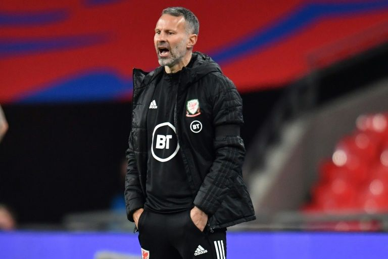 Photo of Wales manager Ryan Giggs arrested