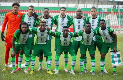 Nigeria qualifies for 2022 AFCON