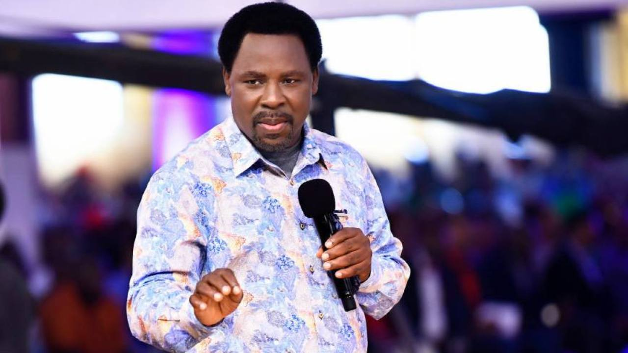 Photo of TB Joshua releases position on 'new American President'