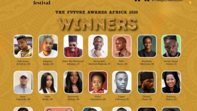 Photo of Rema, Seun Fakorede, Sam Adeyemi, others win The Future Awards Africa