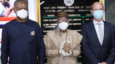 Photo of Photo: Nigeria receives repatriated 600-year-old Ife Terracotta