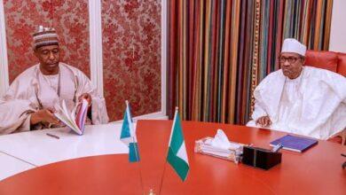 Photo of Boko Haram: Again, Gov. Zulum meets Buhari, advocates political solution